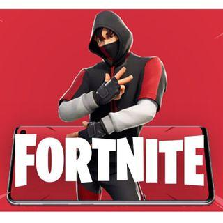 Fortnite IKONIK Skin Includes Scenario & Emote