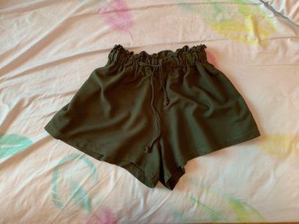 Drawstrings shorts
