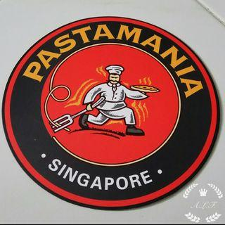 🚚 Pastamania mouse pad