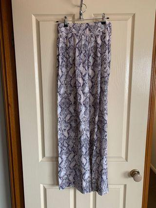 Forever New Cindy Wide Leg Pants Size 6