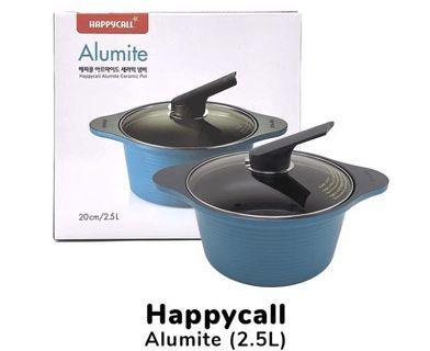 Happycall Alumite Ceramic Pot