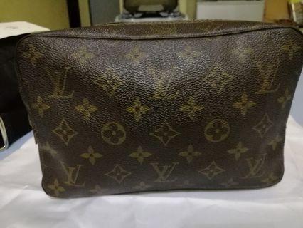 Clutch bag Lv original