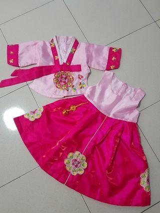 🚚 Kids korean dress