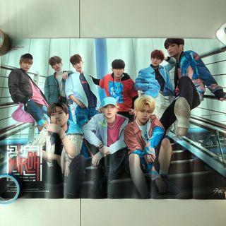 [ WTS ] Stray Kids Clé 1 Miroh Poster