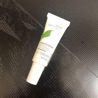 #maudandan Mineral Botanica CC Cream