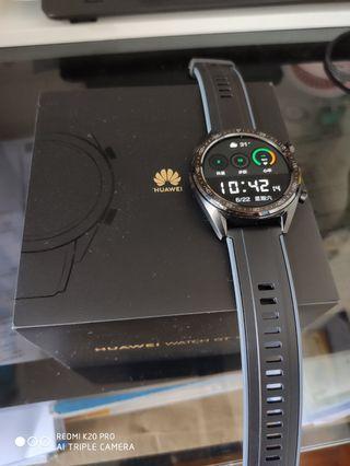 Huawei Watch GT 曜石黑 99%新行貨