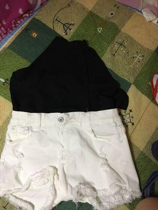 short and top