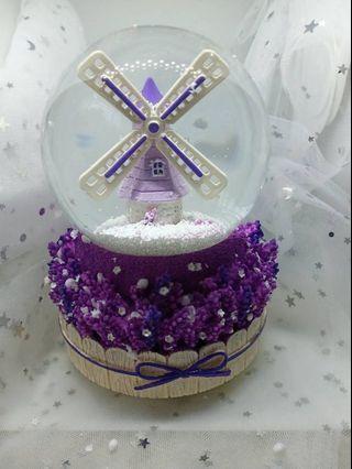 🚚 水晶球音樂盒