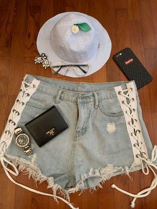 🚚 Shorts jean