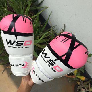 Gloves WSD Muaythay MMA 10 oz