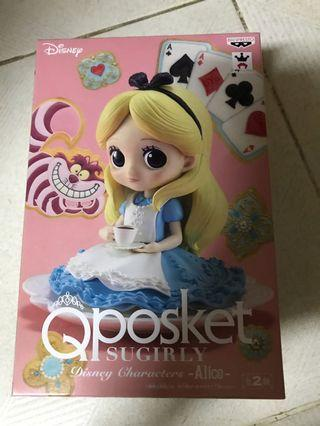 Qposket  Alice全新日本景品,特價二天內入$118