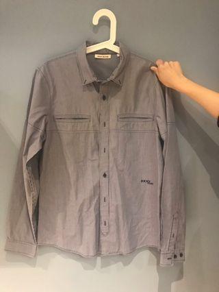 🚚 DKNY 男版格紋襯衫(正品)