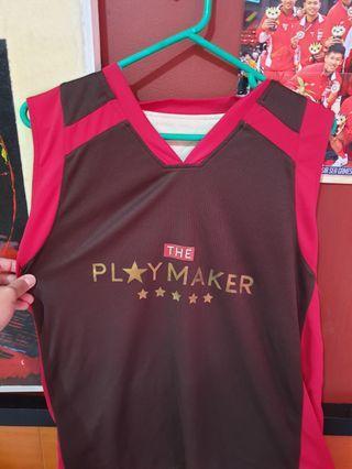 Jersey The Playmaker Number 23 Bolak-balik