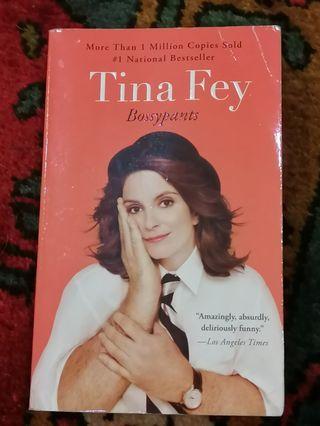 Bossy Pants by Tina Fey #MGAG101