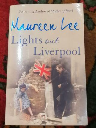 Lights Out Liverpool by Maureen Lee #MGAG101