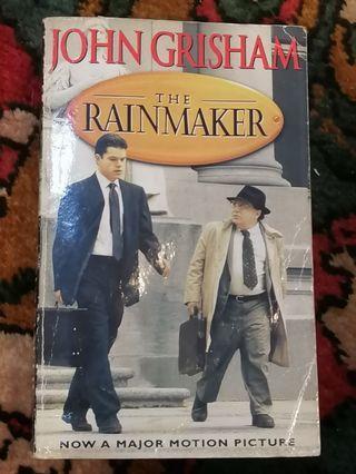 The Rainmaker by John Grisham #MGAG101