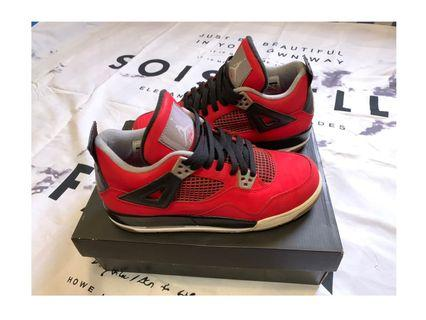 Air Jordan 4 RETRO (GS) 25cm