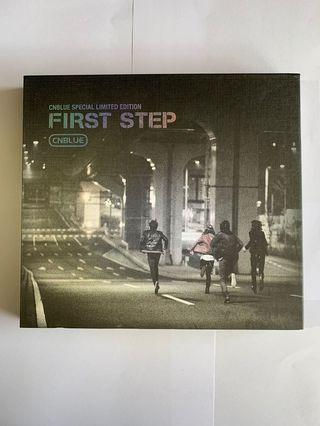 CNBlue first album - First Step