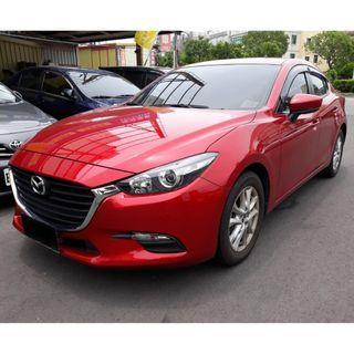 2017 Mazda3 2.0頂級