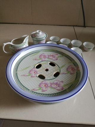 Fine China porcelin tea set