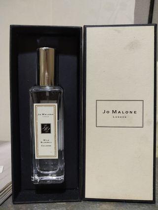 Jo Malone Perfume Wild Bluebell (ori, ada receipt)