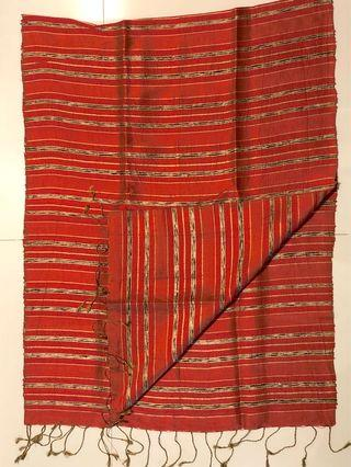 Thai silk Shawl (Jim Thompson quality)