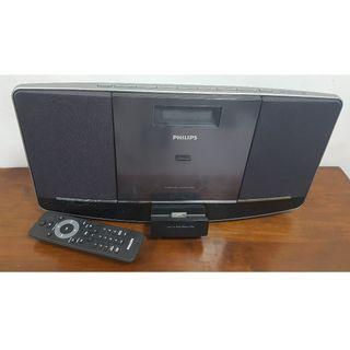 Philips Micro music system CD player DCM2060