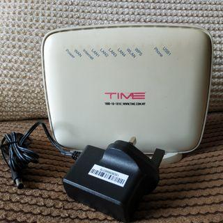 100% Original SKMM certified Time Router