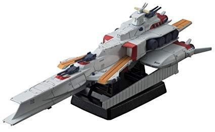 🚚 Earth Federation Battle Ship Ra Cailum Gundam