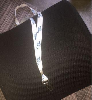 Limited Edition Class 95 Lanyard