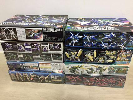 Gundam HG Set