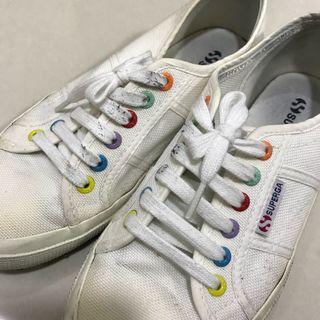 🚚 Superga Colour Rivets