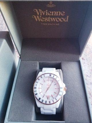 Vivienne Westwood Ceramic Watch