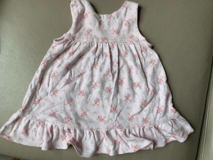 BB花花連衣裙