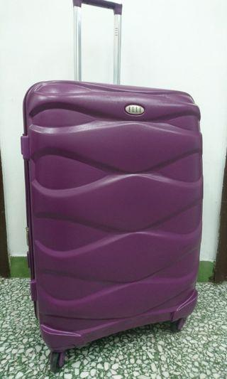 """ELLE 28"""" 4-Wheel Check in Luggage (For 30+Kg)"""