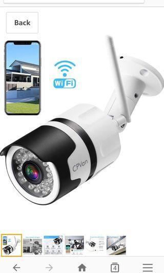 CpVan 1080p IP Cam