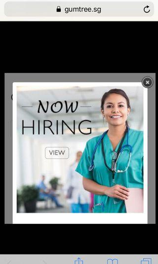 Clinic Assistant