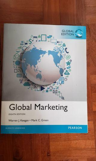 Global Marketing 8th Edition Warren J. Keegan Mark C. Green