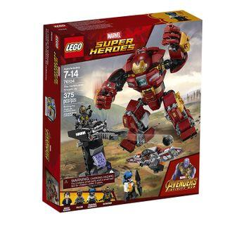 🚚 Lego 76104 Marvel Super Heroes The Hulkbuster Smash-Up