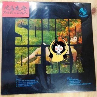 THE SOUND OF SEX 黑膠唱片 大碟 vinyl Lp