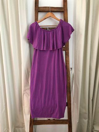 Selling a maternity/nursing dress