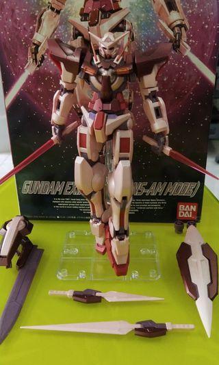 🚚 Gundam Exia EXF (Trans-AM Mode) GN 001 1/100 built