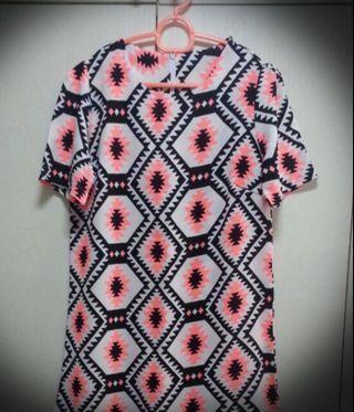 BN Bright Cheerful Colour Dress