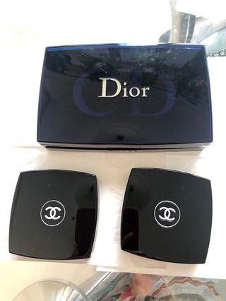 Chanel & Dior 3pc