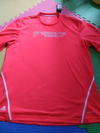 Adidas F50 CL TEE (oren)