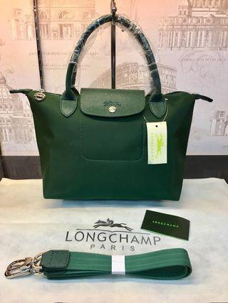 Longchamp size medium