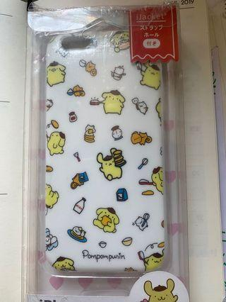 iPhone 6/6plus Case Pom Pom Purin 布丁狗