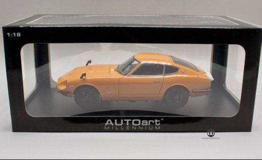 🚚 Autoart Nissan Fairlady