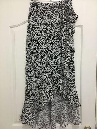 DECJUBA Maxi Skirt