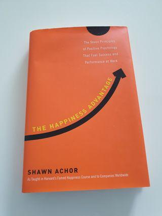 The Happiness Advantage Hardcover Book